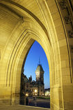 Canada Parliament Building Stock Photo
