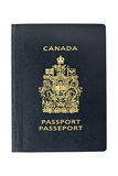 Canada passport. Royalty Free Stock Photo
