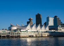 Canada Place stock photography
