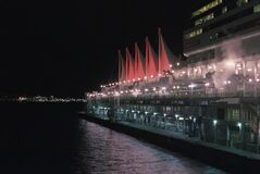 Canada Place (1) Royalty Free Stock Image