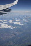canada powietrzny widok Fotografia Royalty Free
