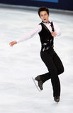 Canada's Patrick Chan Royalty Free Stock Image
