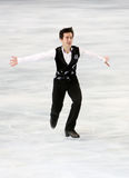Canada's Patrick Chan Stock Photography