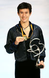Canada 's Patrick Chan Royalty Free Stock Photos