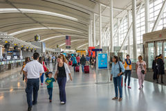 Canada's Pearson International Airport Royalty Free Stock Images