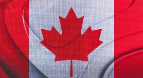 Free Canada`s State Flag Stock Photos - 99351883