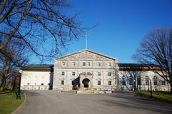 canada sala Ottawa rideau Fotografia Stock