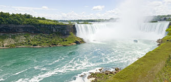 canada spadać Niagara fotografia royalty free