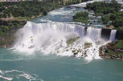 canada spadać Niagara Ontario Obrazy Stock