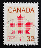Canada stamp stock images