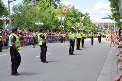 canada strażnika policja Zdjęcia Royalty Free
