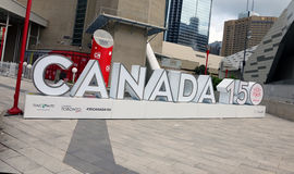 Canada 150 Royalty Free Stock Images