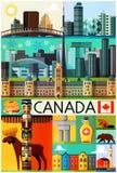 Canada Travel Collection Stock Photos