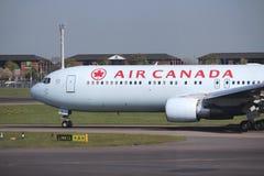 Canada van de lucht Stock Foto