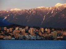 Canada Vancouver p. n. e. Obraz Stock