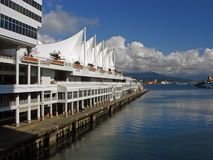 Canada Vancouver p. n. e. Fotografia Stock