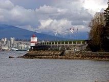 Canada Vancouver p. n. e. Obrazy Stock