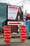 canada wybory Zdjęcie Royalty Free