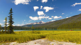 Canada, Yoho National Park Royalty Free Stock Images