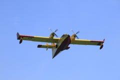 Canadair Imagem de Stock Royalty Free