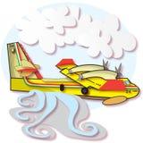 Canadair Fotos de archivo