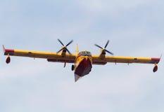 Canadair 015 Zdjęcie Royalty Free