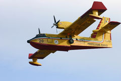 Canadair CL-415 Stockbild