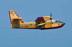 canadair CL-415 Стоковые Фото