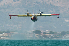 canadair CL-415 Royalty Free Stock Image