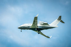 Canadair CL-600-2B16 Challenger 604M-SPBM Stock Photos