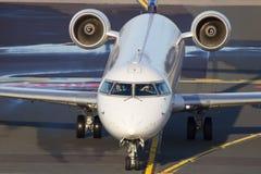 Canadair CRJ-900LR Stock Photo