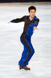 Canadas's Patrick Chan Stock Image