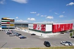 Canadaââ¬â¢s sportar Hall av berömmelse Arkivfoto
