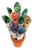 Canadees Contant geld Stock Fotografie