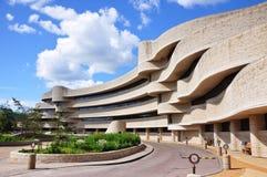 Canadees Museum van Beschaving, Gatineau, Quebec Stock Afbeelding