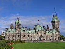 Canadees Parlementsgebouw stock afbeeldingen