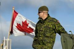 Canadese Fotografia Stock
