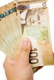 Canadese Dollars Stock Foto's