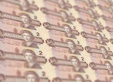 Canadese dollars Stock Afbeeldingen