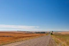 Canadese Prairie royalty-vrije stock foto's
