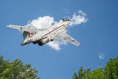 Canadian Air Force Aircraft CF-101 Voodoo Stock Photo