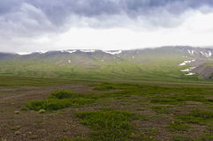 Canadian arctic scene Royalty Free Stock Image