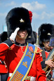 Canadian Army Royalty Free Stock Photos