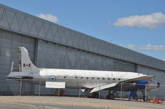 Canadian Aviation and Space Museum Royalty Free Stock Image