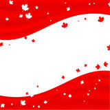 Canadian Background Royalty Free Stock Image