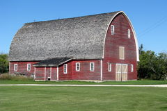 Canadian Barn Royalty Free Stock Image