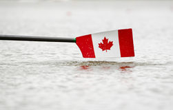 Canadian blade Royalty Free Stock Image