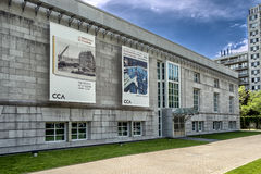 The Canadian Centre for Architecture CCA Stock Photography