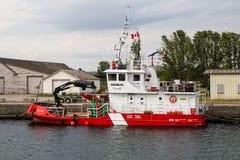 Canadian Coast Guard Ship Stock Images