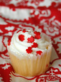Canadian Cupcake Stock Images